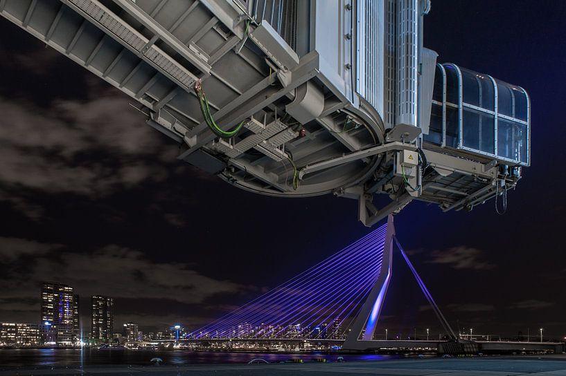 Rotterdam #1015 van Daan Overkleeft