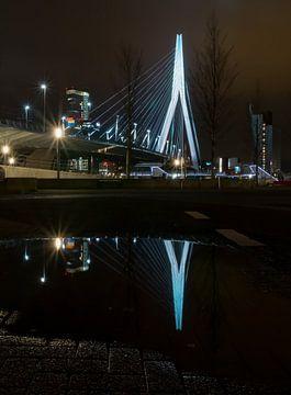 Erasmus Bridge (2014) von Erik Zachte