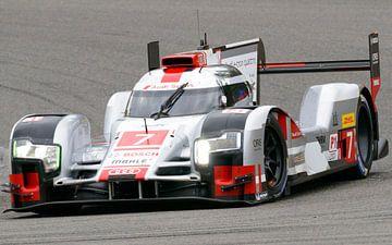Audi Sport Team Joest R18 e-tron quattro Le Mans Prototyp von Sjoerd van der Wal