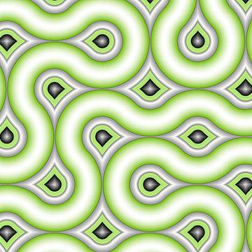 Pattern van
