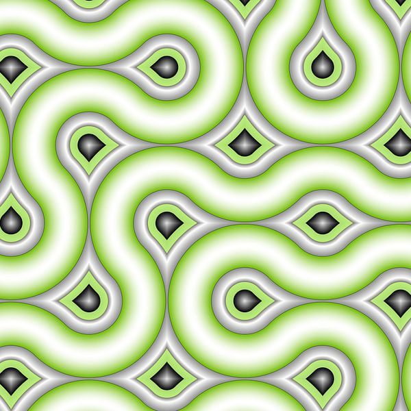 Pattern van gabiw Art