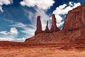 Monument Valley Navajo Tribal Park, Arizona USA