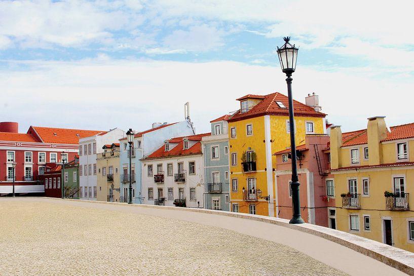Alfama, Lissabon van Inge Hogenbijl