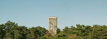 Uitkijktoren bij Herpen van Wouter Bos