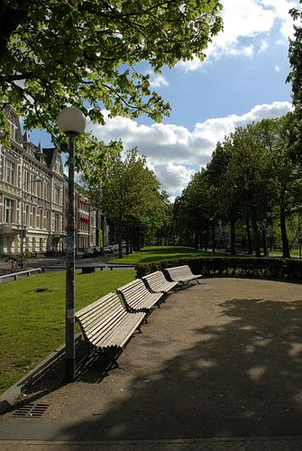 Ubbo Emmiussingel | Groningen van