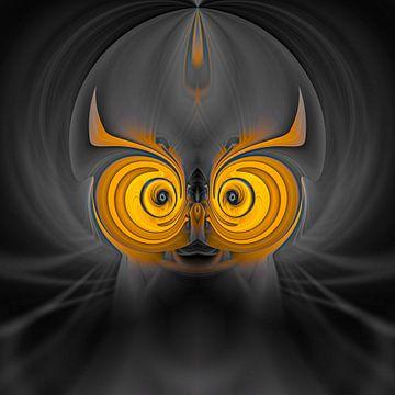 Fantasierijke abstracte twirlillustratie 114/2 van PICTURES MAKE MOMENTS