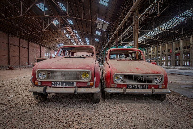 Auto's Brandweer  van Kelly van den Brande