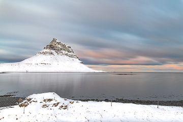 Kirkjufell Mountain  van Andreas Jansen