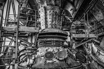Machines industrielles sur Okko Huising - okkofoto