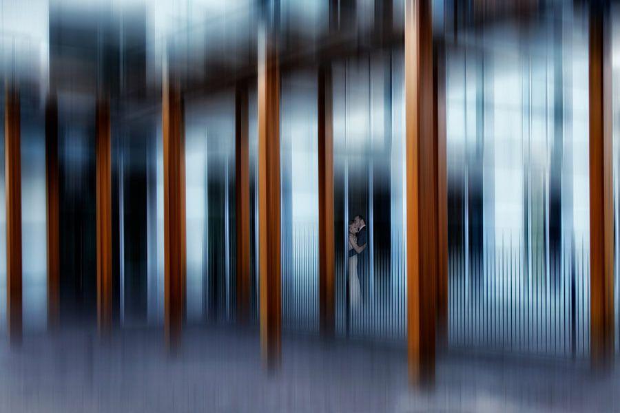 De nacht wegdansen van Jacq Christiaan