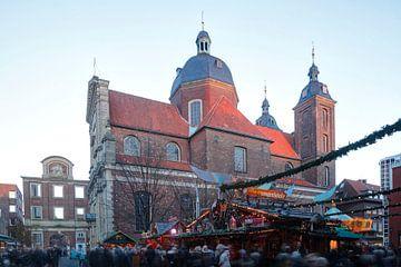 Kerstmarkt in de Dominicaanse kerk van Torsten Krüger