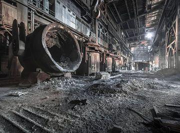 Staalfabriek van Olivier Van Cauwelaert