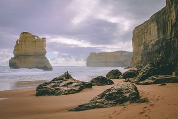 De Twaalf Apostelen  van Australië van Eveline Dekkers