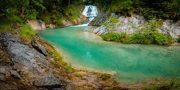 Wasserfall Panorama von Martin Wasilewski