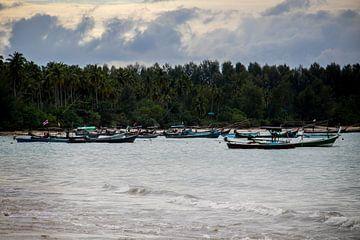 Thailand Strand von Lindy Schenk-Smit