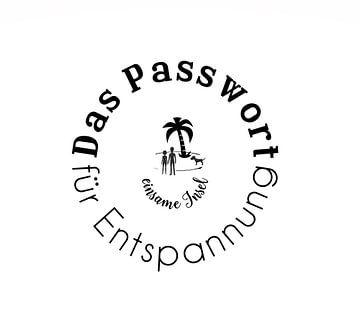 Das Passwort für Entspannung von Iwona Sdunek alias ANOWI