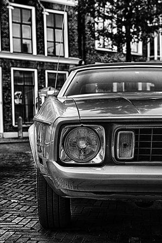 Ford Mustang Convertible (1973) - oldtimer van Jelte Bosma