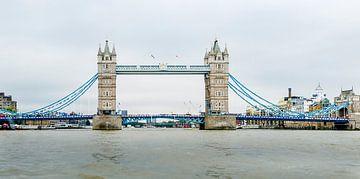 Tower Bridge Londen van Anja Spelmans