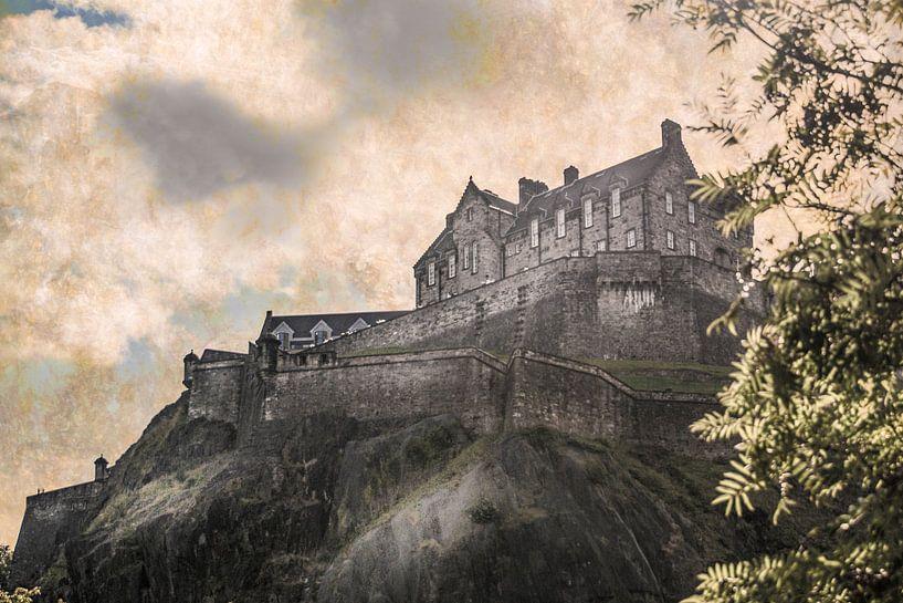 Edinburgh Castle von Freddy Hoevers