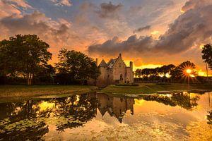 Radboud kasteel Medemblik van