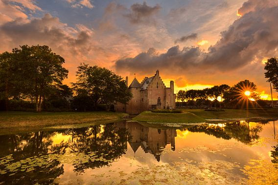 Radboud kasteel Medemblik