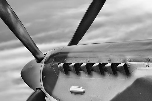 Spitfire Propeller von Jan Brons