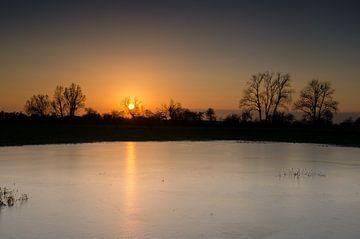 Sonne und Eis von Mark Bolijn