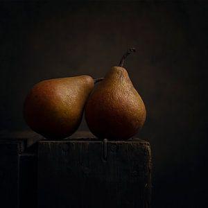Ik zag twee peren van Carolien van Schie