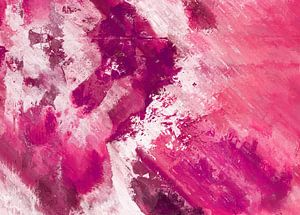 Abstract Division - Rose