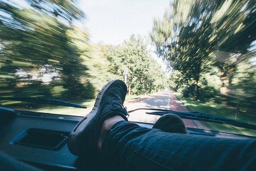 roadtrip van