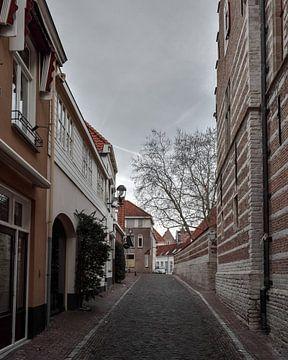 Monumentale panden in Bergen op Zoom van Kim de Been
