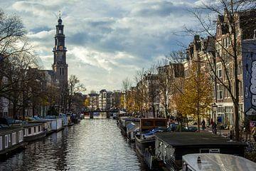 Westerkerk Amsterdam van Lotte Klous
