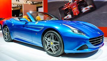Ferrari California T Cabrio-Sportwagen von Sjoerd van der Wal