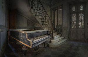We wachten is op de pianist!