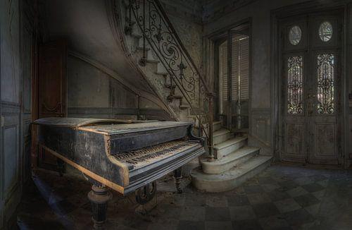 We wachten op de pianist! van