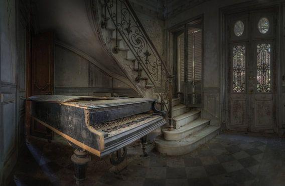 We wachten op de pianist! van Wim van de Water