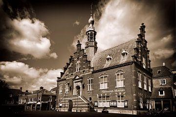 Altes Rathaus von Purmerend von Jan van der Knaap
