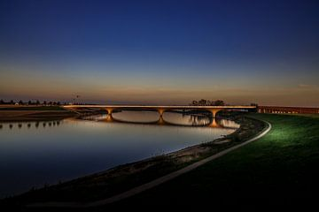 De oversteek Nijmegen van wsetten