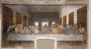 Das letzte Abendmahl, Leonardo da Vinci. von Meesterlijcke Meesters