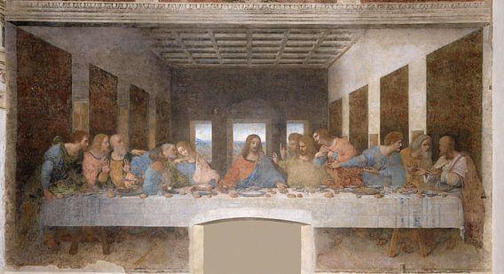 Het laatste avondmaal, Leonardo da Vinci