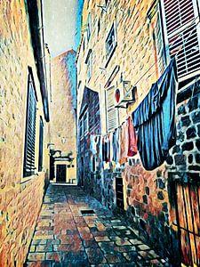 Dubrovnik # 5 von zam art