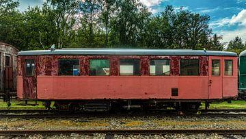 Lost Place Eisenbahn in Böhmen von Johnny Flash