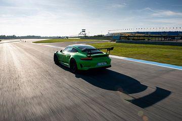 Porsche GT3RS sur Sytse Dijkstra