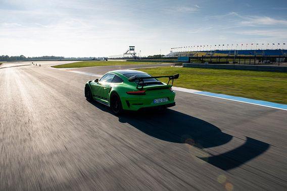 Porsche GT3RS van Sytse Dijkstra