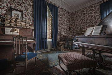 Klavierzimmer von Perry Wiertz