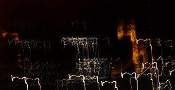 Rumertoren bij Nacht van Wim Knelissen