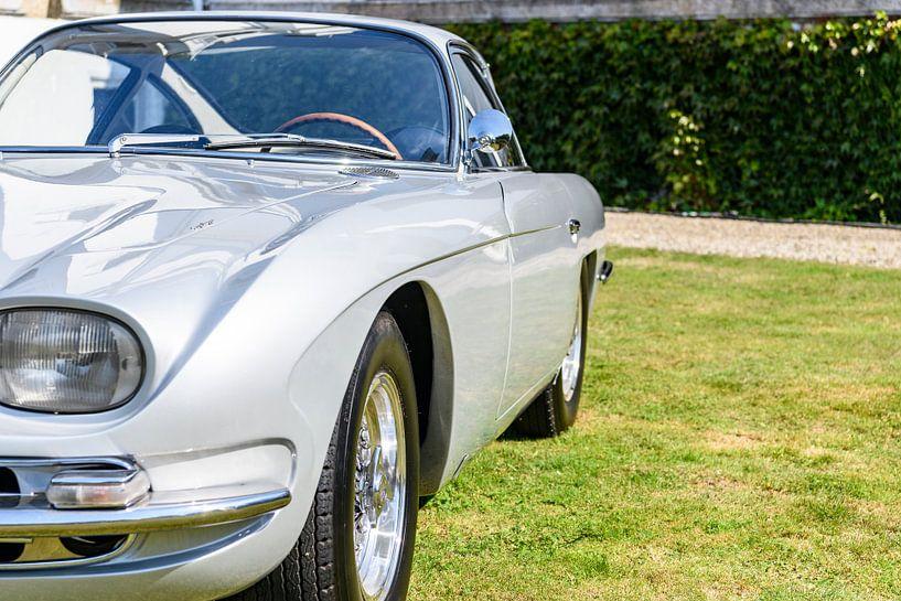Lamborghini 350 GT italienne classique des années 1960 Gran Turismo voiture de sport Gran Turismo sur Sjoerd van der Wal