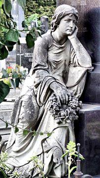 ...ein Land der Lebenden und ein Land der Toten VI von Ilona Picha-Höberth