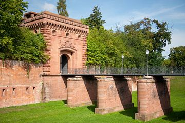 Eingang Germersheim Weißenburg von Ivonne Wierink