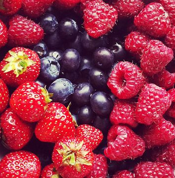 Fruit van Carmen Fotografie